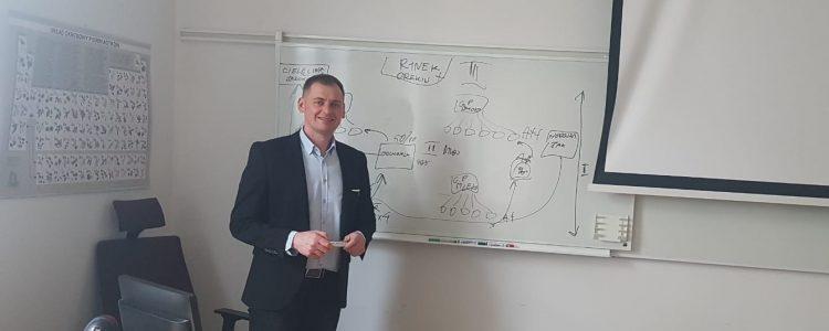 Prezes Agro integracji wykładowcą na Uniwersytecie Przyrodniczym w Poznaniu