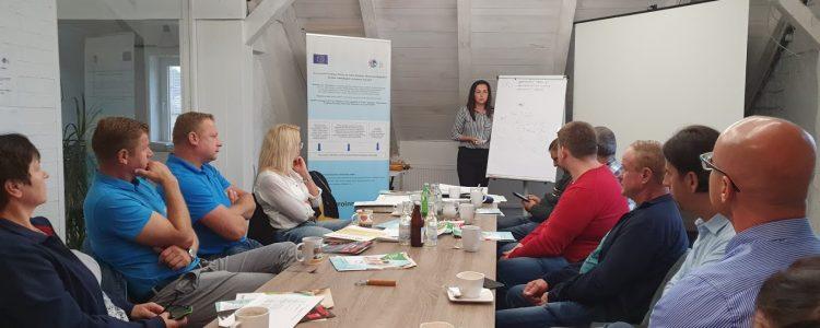 Farmutil i InseFarm partnerami szkoleniowymi Agro integracji